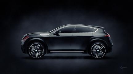 XS Concept black version
