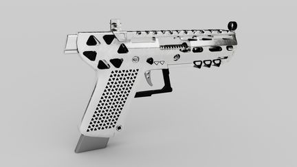 D-90 Pistol
