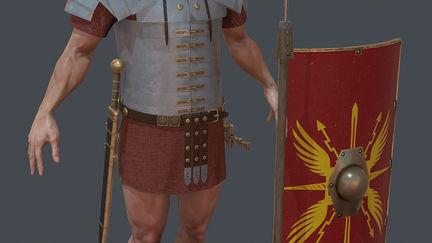 The Roman Legionary