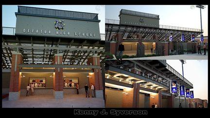 New High School Stadium