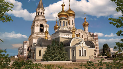 Church reconstruction