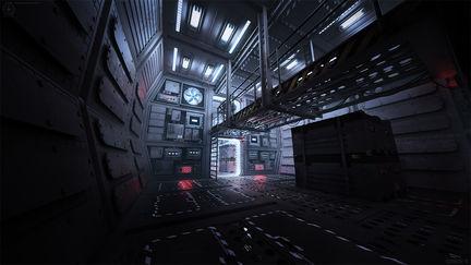 Cargo Room Concepts - Star Citizen