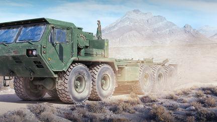 HEMTT - M1075
