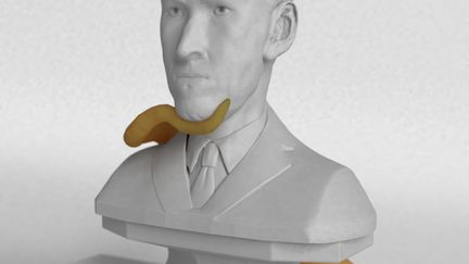 Bust of H. P. Lovecraft