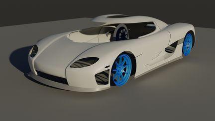 Koenigsegg ccx WIP 02