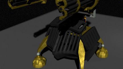 Sentry Gun (unnamed Item)