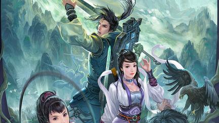 chinese warrior