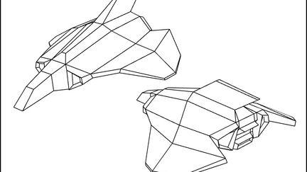 Dart Space Interceptor (realtime/game)
