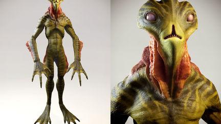 Mutant Fish Thing