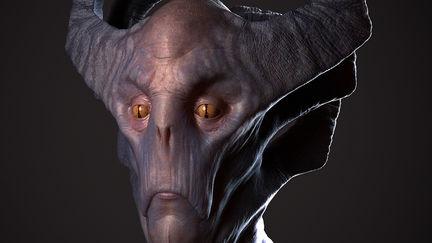 Wise Alien