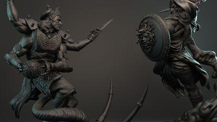 Zeus vs Indra