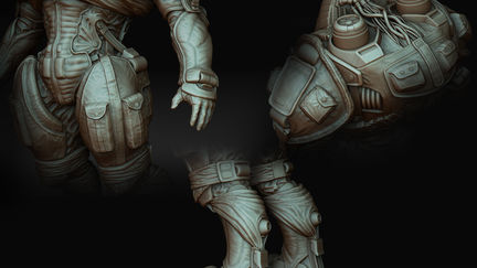 Elite Trooper (breakdown) - Dark Sector