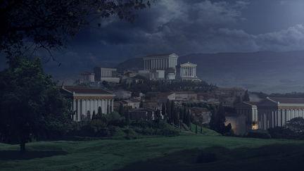 Rome (night)