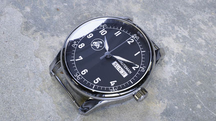 Minuteman Watch Options