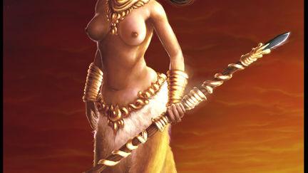 Marjaani Wadalin(nudity)