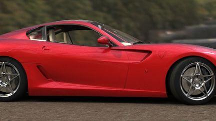 Ferrari 599 - Modo 401 Presets Test