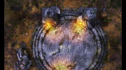 Journey, Wrath of Demons, board game tiles