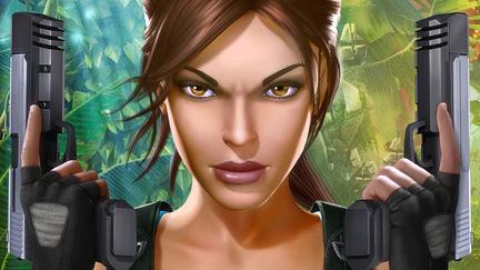 Lara Croft Relic Run - Icon 01