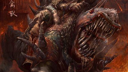 the wrath of beast