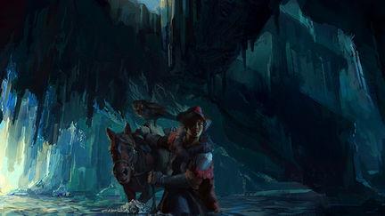 Falconer / Cave Pool
