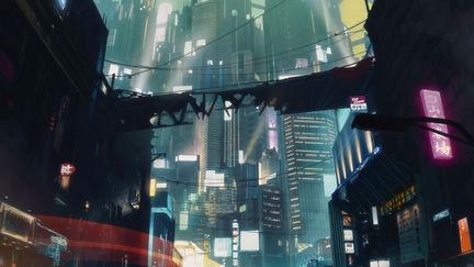 Akira City concept