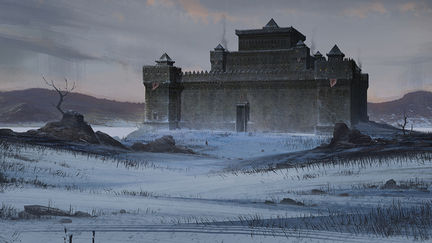 FFG: Game of Thrones - The Dreadfort