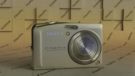 Digital Camera Finepix F50