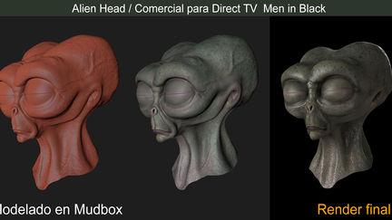 Modelos y Animación para Comercial Direct TV