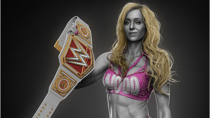 Charlotte done for WWE