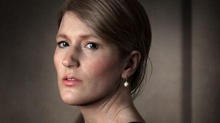 Portrait of Heather Spriggs