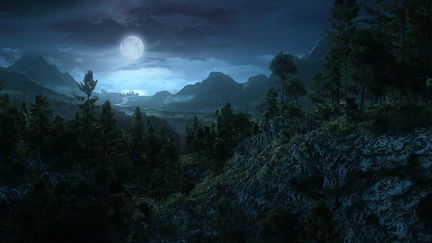 Dante's Inferno Environment Still 01