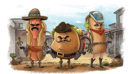 Fast Food Banditos