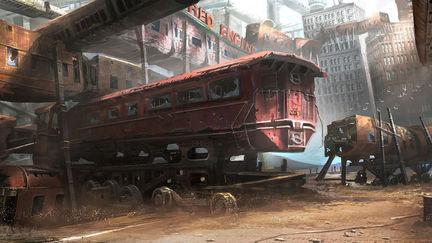 shanty train