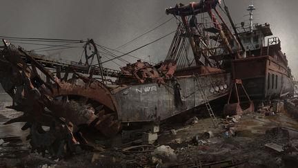 Abandoned shipyard2