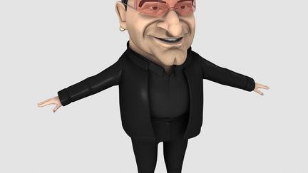 Bono - HeadCases