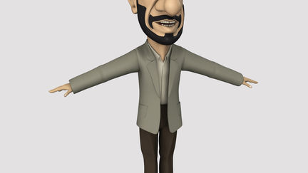 President Ahmadinejad -HeadCases
