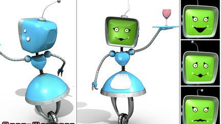 Robo-Waitress
