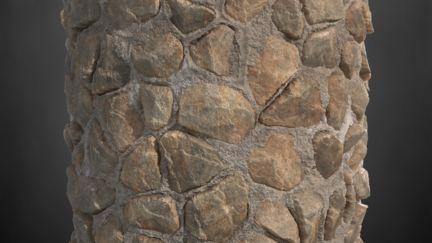 Stone wall study