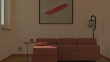Polish Living Room