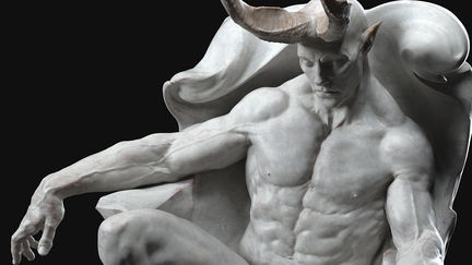 DEMONS - Classical sculpture