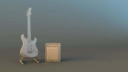 Guitar Personal Project
