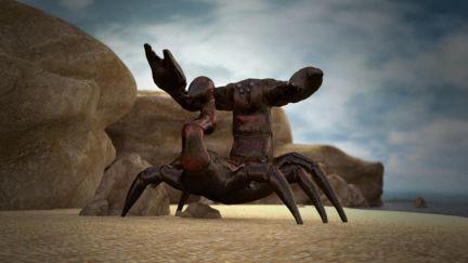 Scorpion Creation