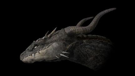 Dragon Head (wip for final)