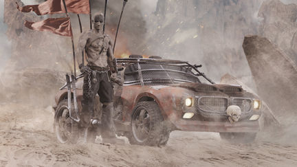 MadMax: Warboy