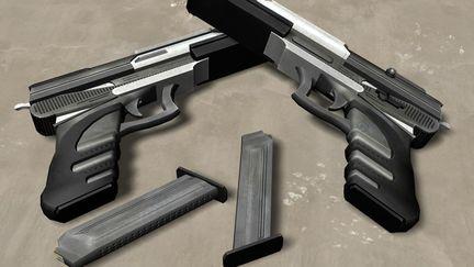 AG Pistol