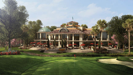 Belek Golf Course - Clubhouse -