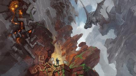 Dragon nests