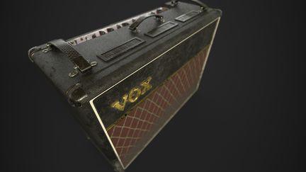 VOX amp - Final Asset
