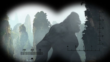 Kong: Skull Island  concept art