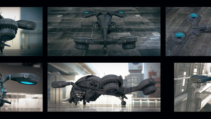 copter concept